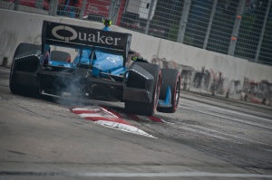 2012 Indy Car Baltimore