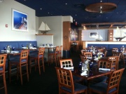 McLoone's Pier House offers a nautical -themed dining room, river views, lots of seafood.