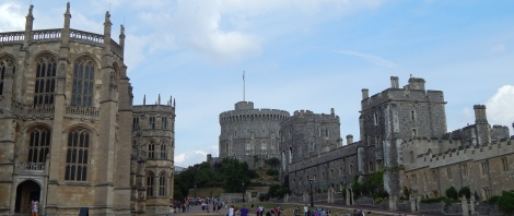 Windsor Castle is more than just a home. Its rooms are filled with art and furnishings from more than 500 years.