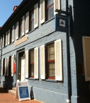 The Annapolis Visitor Center is just a few steps off one of the Circulator's stops on Church Circle.