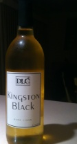 Kingston Black cider has a  touch of smoke reminiscent of bourbon.