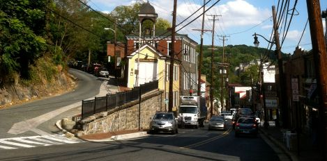 Ellicott City has been called one of America's spookiest towns.
