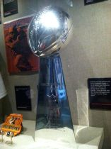 The Ravens brought the Lombardi Trophy to Baltimore twice — so far.