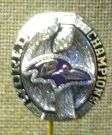 The super Bowl ring given to the Ravens in 2013.
