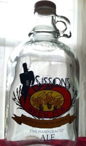 Still have my growler from Sisson's brew pub.