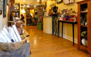 The Gifts Inn BoonsBoro features locally-made arts and crafts.