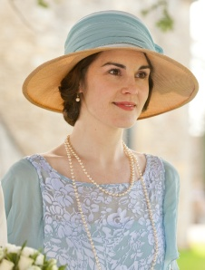 Lady Mary Crawley. Joss Barratt, Carnival Film and Television Limited