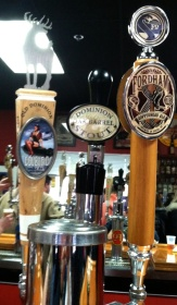 You'll taste beers at Fordham and Dominion's tasting room that you can't get anywhere else.
