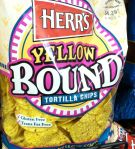 I watched rolls of this plastic packaging transformed into bags of tortilla chips.