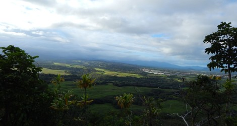 After climbing through the forests of Kipu Ranch, you end up on ridges high above the valleys of beautiful Kauai.