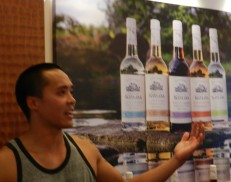A little history is mixed with a little rum during the tastings here.