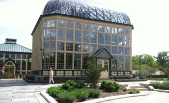 The original Palm House has brought a bit of the tropics to Baltimore since 1888.