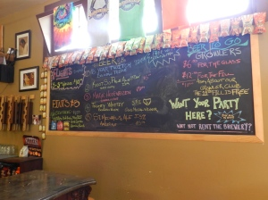 What's on tap at Eastern Shore Brewing.