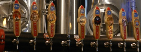 And if you don't like OC Brewing's offerings, they keep a couple of others on tap, too.