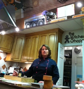 Janice explains the techniques for an easy meal that tasted complicated.