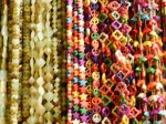 Beads of every color and shape in the Potomac Bead Company.