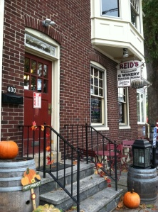 Reid Orchard and Winery has a tasting room in downtown Gettysburg. A cafe will open on the second floor later this year.