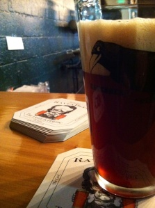 A holiday Cask made with extra spices and cranberries. More please.