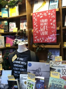 Doesn't the window display beckon the booklover in you to come inside?