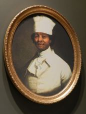Chef Hercules at Mount Vernon
