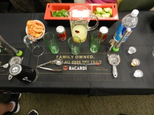 Upgrade your tour packages and you can take a mixology class.