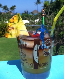 The best Mai Tai comes with plenty of toys. The recipe remains a secret.