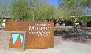 Scottsdale's striking Museum of the West opened earlier this year. It's on my must-do list for my next visit.