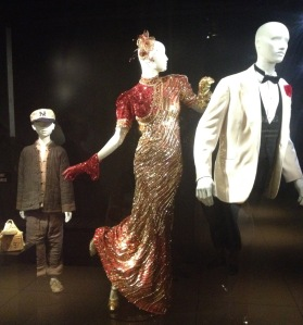 Clothes worn in the second of the Indiana Jones movies, Indiana Jones and the Temple of Doom