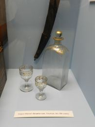 General Francis Marion's decanter.