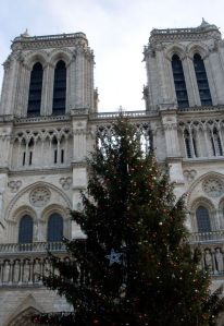 Notre Dame Cathedral in Paris is the setting for Victor Hugo's