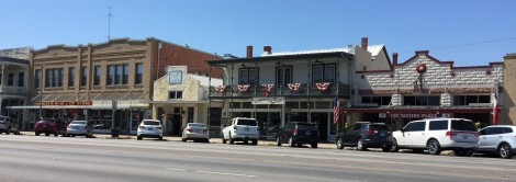 Fredericksburg, Texas, boasts a wide Main Street with lots to see, taste and savor.