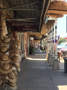 Shops along Main Street offer Texas favorites, beautiful handcrafted items or something fun for your wardrobe. And probably much more — it would take a long time to shop every store in town.