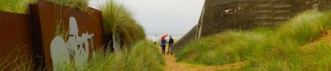 Reminders of D-Day make Juno Beach in Normandy a hallowed place.