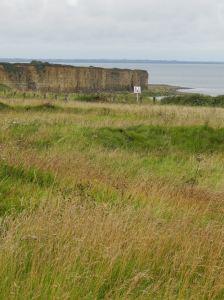 Rangers scaled the cliffs at Pointe du Hoc as D-Day got underway.