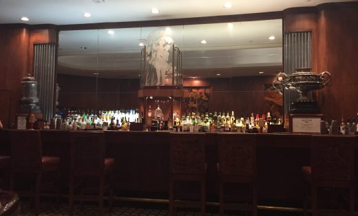 The Sazerac Bar in the Roosevelt Hotel is an elegant place to try this famous cocktail.