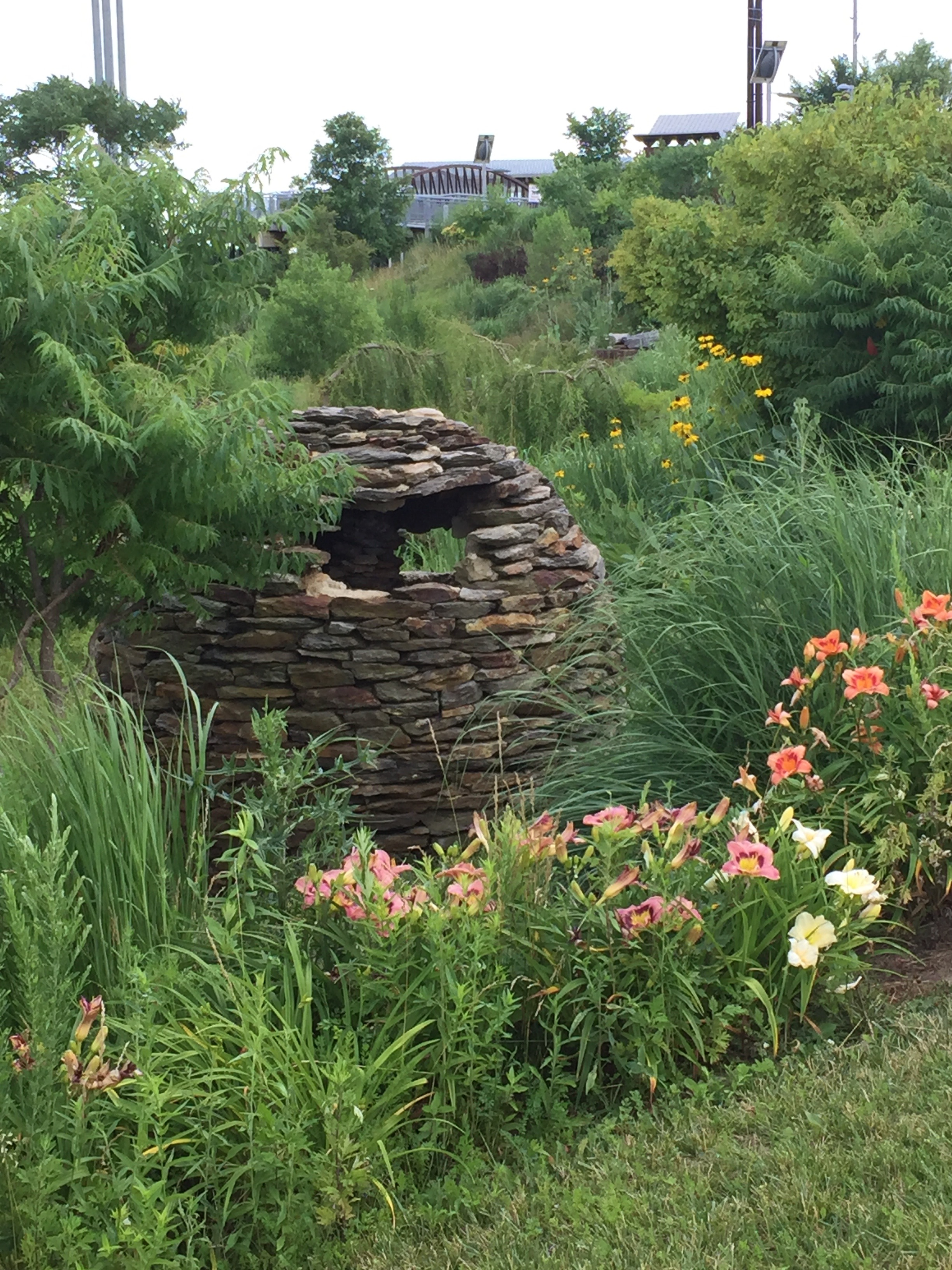 Before You Even Get To The DuPont Center, The Gardens Are A Gorgeous  Welcome To The Area.