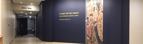 The Walters Art Gallery's new exhibition features medieval art, tapestry, jewelry and much more. The exhibition is open Oct. 16 through Jan. 6, 2017. Then it travels to Sarasota, FL.