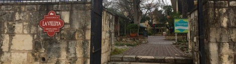 La Villita means little village, an appropriate name for this enclave that combines history, art and food. A San Antonio delight.