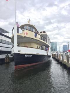 Cruise-docking